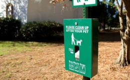 pet-clean-up-station